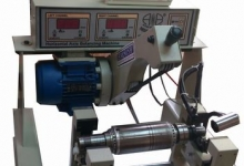 دستگاه بالانس مخصوص قطعات مختلف با دقت بالا