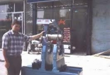 دستگاه بالانس انواع آرمیچر های سنگین